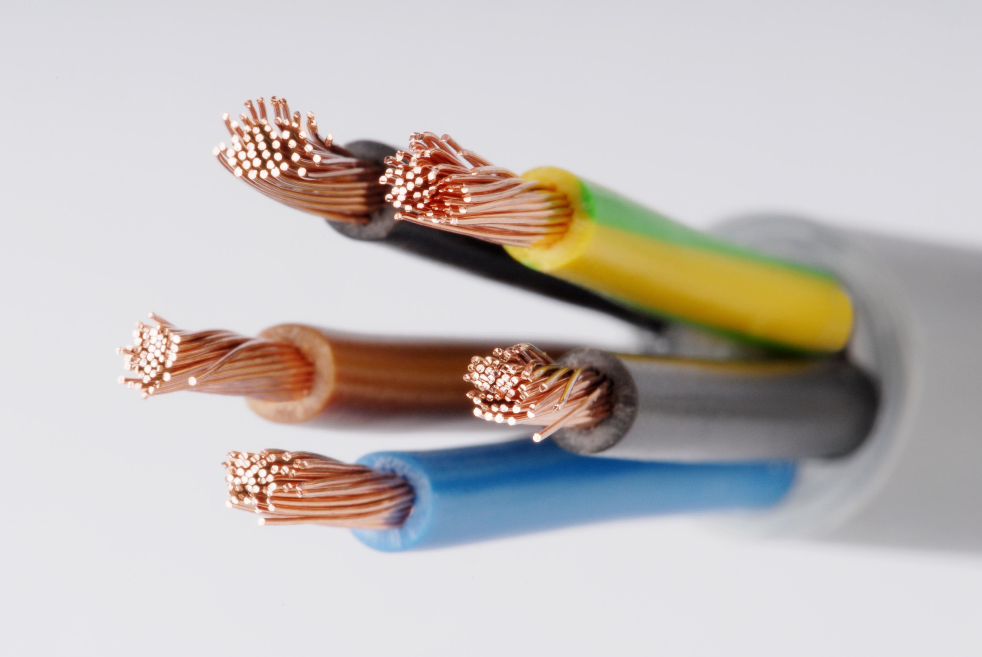 cables piezo motor